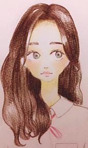 イラスト 色鉛筆の画像(プリ画像)