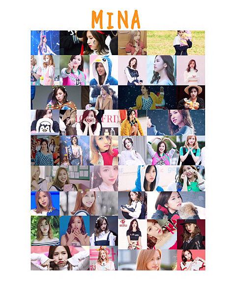 ミナ Happy Birthday♡♡の画像(プリ画像)