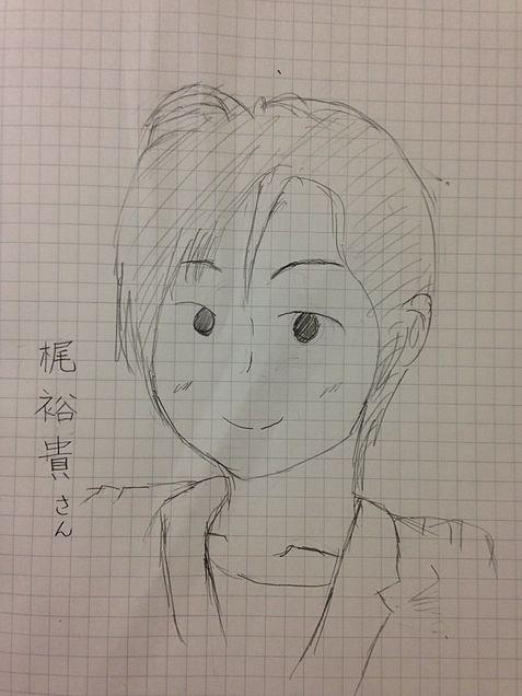 初梶さんの画像(プリ画像)