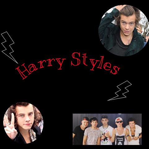 1D  Harry Styles の画像(プリ画像)