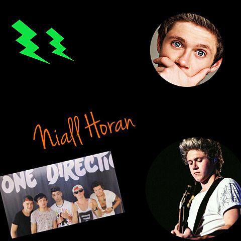 1D  Niall Horanの画像(プリ画像)