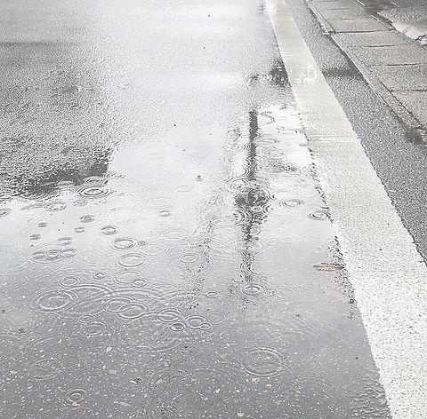 ネオン白雨花おしゃれ加工日常雰囲気好きゆめかわいいシンプル壁紙の画像(プリ画像)