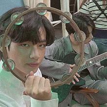 テヒョンの画像(ジョングクに関連した画像)