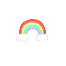 虹 .の画像(プリ画像)