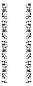 流星隊風キンブレシートフレームの画像(キンブレシート あんスタに関連した画像)