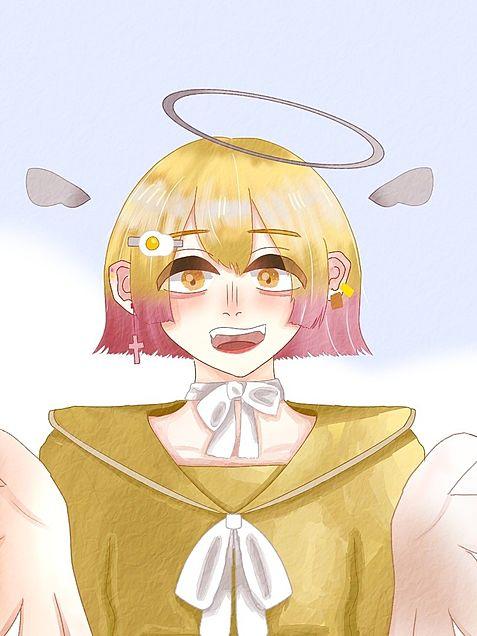 天使Pちゃんの画像(プリ画像)