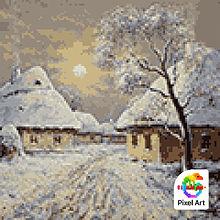 雪国 プリ画像