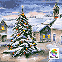 ホワイトクリスマス プリ画像