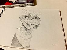 金木研  東京喰種:re プリ画像