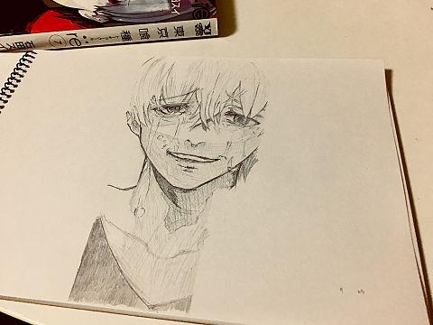 金木研  東京喰種:reの画像 プリ画像