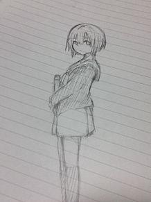 【落書き】長門有希の画像(プリ画像)