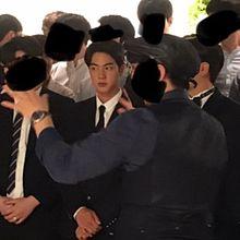 じんくん結婚式出席の画像(結婚式に関連した画像)
