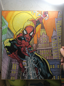 スパイダーマンの画像(スパイダーマンに関連した画像)