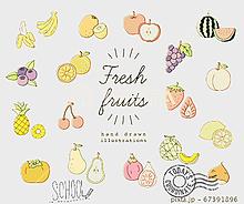果物の画像(果物に関連した画像)