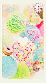 お菓子の画像(#カラフルに関連した画像)