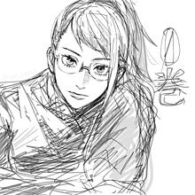真希さんの画像(らくがきに関連した画像)