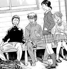 青道高校野球部2年生 プリ画像