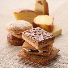 焼き菓子の画像(フロランタンに関連した画像)