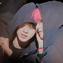 jin&Taehyungの画像(석진に関連した画像)