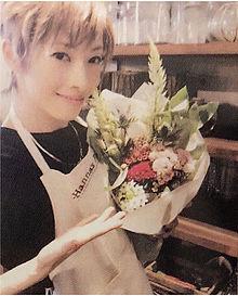 ハンナのお花屋さんーオフショットー プリ画像