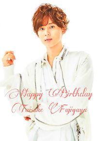 Happy Birthday!            原画→ プリ画像