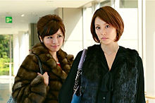 米倉涼子&釈由美子の画像(プリ画像)