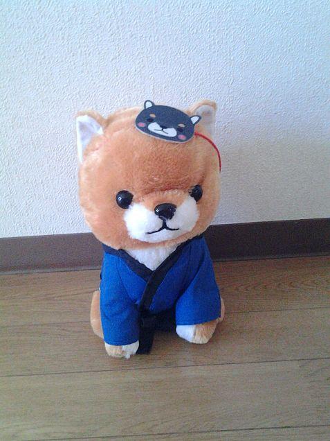 犬の人形♡の画像(プリ画像)