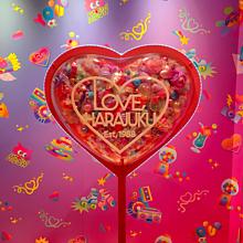LOVE,HARAJUKU プリ画像
