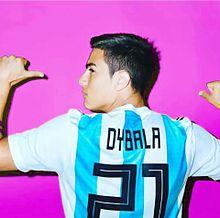 #ディバラ#サッカーの画像(アルゼンチンに関連した画像)