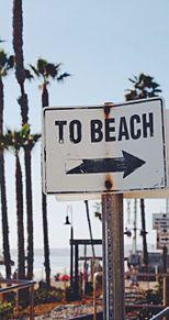 beach プリ画像