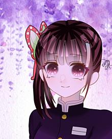 栗花落カナヲの画像(うるおいしずくに関連した画像)