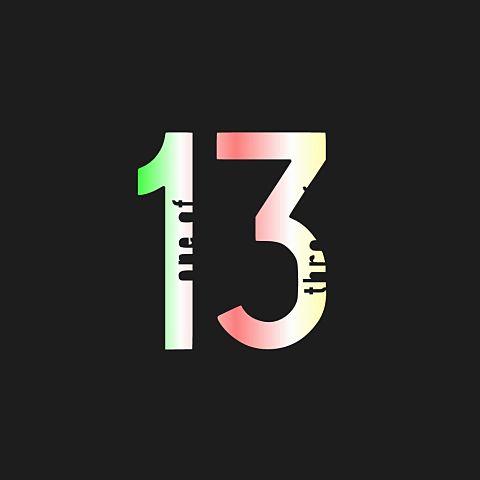 13 数字の画像5点|完全無料画像検索のプリ画像💓byGMO