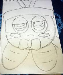 猫耳マルクの画像(カービィに関連した画像)