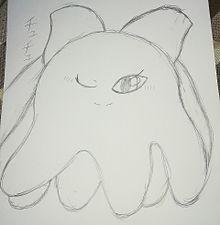 チュチュ…を描きたかった。の画像(カービィに関連した画像)