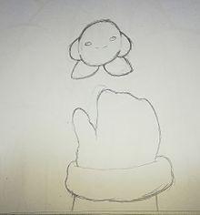 メタカビ 落書きの画像(メタナイト(カービィ)に関連した画像)