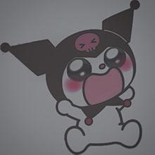クロミちゃんの画像(顔文字に関連した画像)