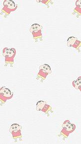 韓国風おしゃれ壁紙  クレヨンしんちゃん 保存は♡の画像(クレヨンしんちゃん 壁紙に関連した画像)