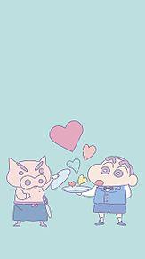 クレヨンしんちゃん壁紙  保存は♡の画像(クレヨンしんちゃん 壁紙に関連した画像)