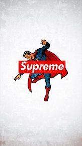Supremeの画像(スーパーマンに関連した画像)