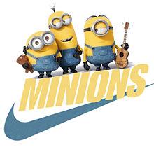 ミニオンズ ロゴの画像(ミニオンズに関連した画像)