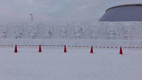 雪まつりの画像(プリ画像)