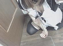 メイドの画像(鎖に関連した画像)