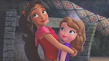 プリンセスエレナ&プリンセスソフィアの画像(小さなプリンセスソフィアに関連した画像)