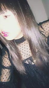 黒 プリ画像