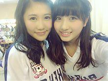 西野未姫♡大和田南那 プリ画像
