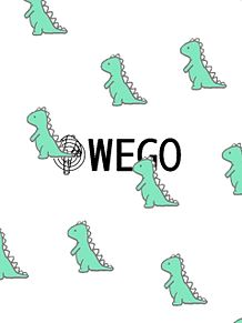 恐竜&WEGOの画像(WEGOに関連した画像)