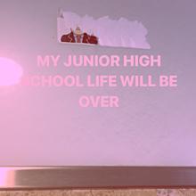 中学生活終わるナリの画像(学生に関連した画像)