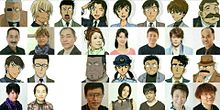 名探偵コナン 警察&公安の画像(高木渉に関連した画像)