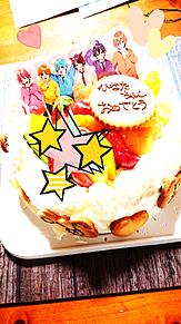 誕生日🎂に友達からすとぷりケーキーを、もらいました!の画像(からすに関連した画像)
