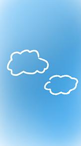 雲の画像(エモに関連した画像)